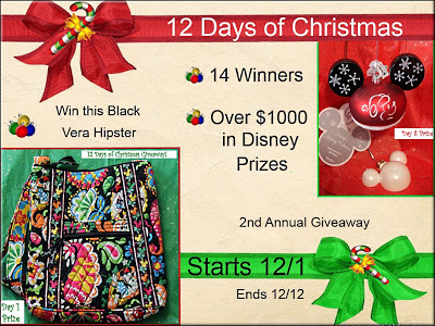 12 Days of Christmas and MapleMouseMama